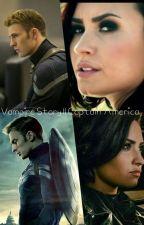 Vampire Story || Captain America (ZAWIESZONE) by PrincessLoxley