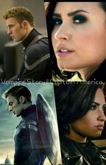 Vampire Story || Captain America (ZAWIESZONE)