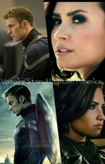 Vampire Story || Captain America