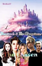 Demigods & The Olympians: The Chosen by HanceGrace_