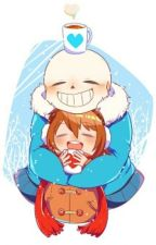 (COMPLETE)That Awkward Love (Sans X Frisk) by Sayit64