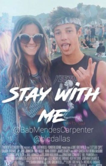 Stay with me➵Old Magcon.