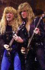 Je vous ame - Megadeth's fic by RoohEllefson