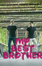 my best brother by Ridha1997