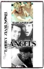 Angels //Larry//Ziam// Nosh by MafeAparicio