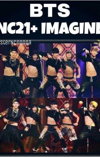 BTS NC21+ IMAGINE