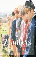 [HIATUS] 7 Suitors // BTS Fan Fic by -jenkookie