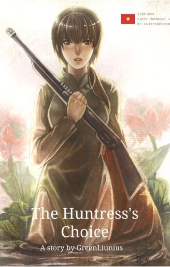 The Huntress's Choice [APH long-fic]