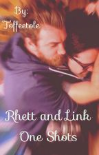 Rhett and link one shots by Toffeetole