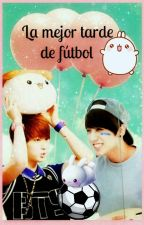 ✨<La Mejor Tarde de Fútbol ⚽>✨(Jinkook) by Luci2801