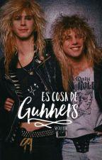 Es Cosa De Gunners. by -wolfzer