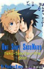 Neko~Sasunaru~One Shot by YaoiLoveKawaii