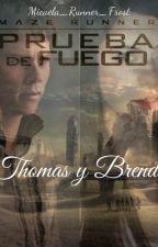 Maze Runner(Thomas & Brenda) by RocioSanches9