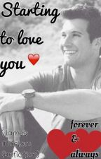 Starting to love you(BTR/James Maslow love story) by Oh_hey_its_Kay