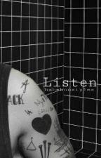 Listen (H.S. au) by babeboostyles