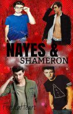 Nayes y Shameron by Fresitaheart