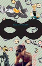 Cat noir x reader explicit  by Pikamolga