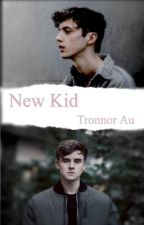 New kid//tronnor by tracobsbaby