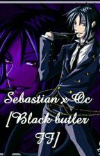 Sebastian x Oc *Abbruch* by Miyuki_Bukomura