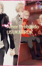 Amor Prohibido USUK&FRUK by YazelVargas