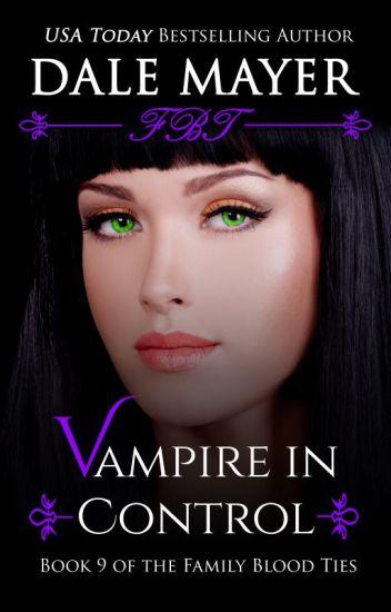 Vampire in Control - book 9