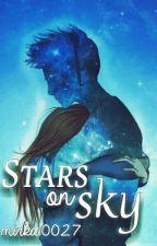 Stars on sky by mirka0027