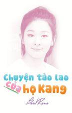 [DRABBLE SEULRENE] Chuyện tào lao của họ Kang. by xxooxxyy