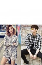 A MAN IN LOVE ! SUZY X JONGSUK by loveyoubluuee