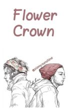 flower crown / larry  by ziamysunshine