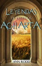 La leyenda de Agharta by HaruhiOvers