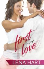 First Love: Jake & Sabrina (interracial romance) *completed story* {prequel} by lenahartwrites