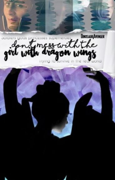 Don't Mess With The Girl With Dragon Wings: On Hold