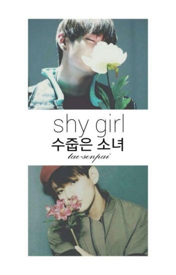 shy girl » kim taehyung