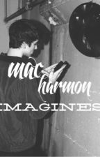 mac harmon imagines m.h by moanmendes