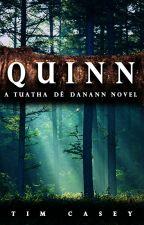 Quinn - A Tuatha Dé Danann Novel by TimCasey