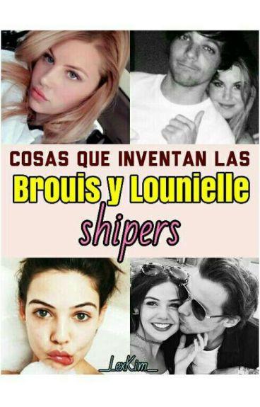 Cosas Que Inventan Las Brouis y Lounielle Shippers