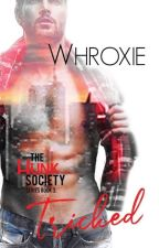 Perfect Crime  (The Hunk Society 2) by Whroxie