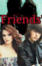 Friends «Chandler Riggs» by little_girld