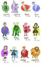 Harry Potter Zodiacs by gaychickennugget