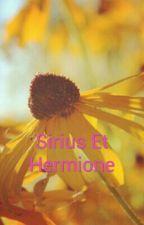 Sirius Et Hermione(Terminée) by avalonbuchette