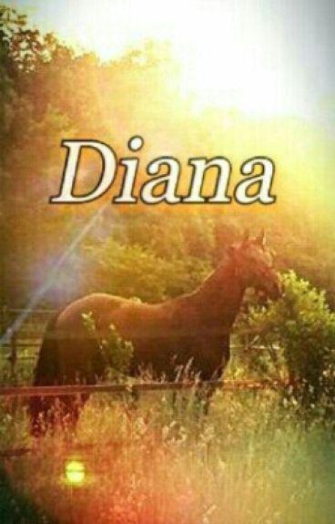 Diana #Wattys2016