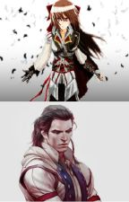 Dos lobos solitarios: Connor Kenway y tu by Kayselin