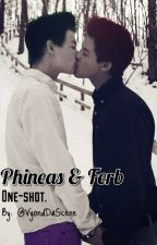 Phineas & Ferb :.One-shot Yaoi.: © by Pandha96Neko