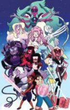 Nikki's Steven Universe Art Book by youcantkeepmehere