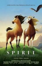 Spirit The Stallion of The Cimarron fanfic by DahliaMalfoy21