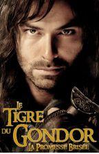 Le Tigre du Gondor - Tome II : La Promesse Brisée by yayajane1310