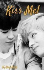 Kiss Me !- Vmin by Taehyungkarsi
