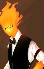Gentlemen - Grillby X Reader by omegadork_7