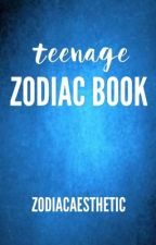 Teenage Zodiac Book by CookieLattes