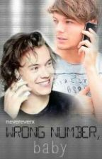 Wrong number, baby || Larry Stylinson by nevereverx